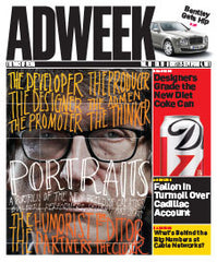 Adweek Back Issue N. 29 - 2011