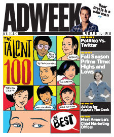 Adweek Back Issue N. 30 - 2011