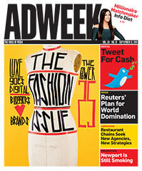 Adweek Back Issue N. 31 - 2011