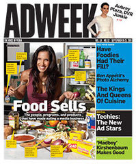 Adweek Back Issue N. 32 - 2011