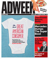Adweek Back Issue N. 33 - 2011