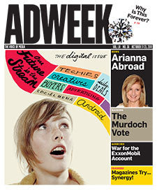 Adweek Back Issue N. 36 - 2011