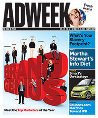 Adweek Back Issue N. 37 - 2011