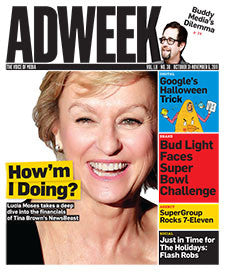 Adweek Back Issue N. 38 - 2011