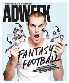 Adweek Back Issue N. 39 - 2011
