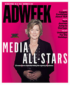 Adweek Back Issue N. 41 - 2011