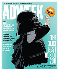 Adweek Back Issue N. 42 - 2011