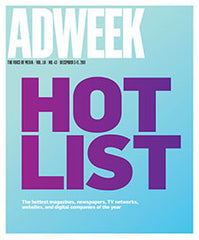 Adweek Back Issue N. 43 - 2011