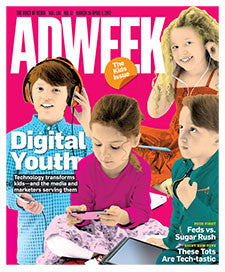 Adweek Back Issue N. 12 - 2012