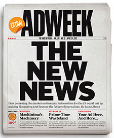 Adweek Back Issue N. 13 - 2012