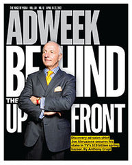 Adweek Back Issue N. 15 - 2012