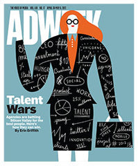 Adweek Back Issue N. 17 - 2012