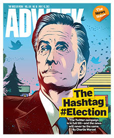 Adweek Back Issue N. 18 - 2012