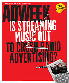Adweek Back Issue N. 1 - 2012
