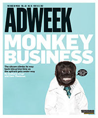 Adweek Back Issue N. 20 - 2012