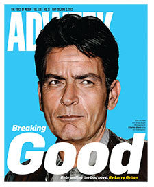 Adweek Back Issue N. 21 - 2012