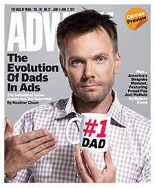 Adweek Back Issue N. 23 - 2012