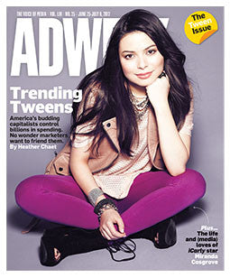 Adweek Back Issue N. 25 - 2012