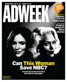 Adweek Back Issue N. 2 - 2012