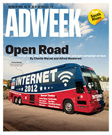 Adweek Back Issue N. 36 - 2012