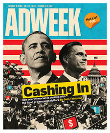 Adweek Back Issue N. 37 - 2012