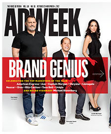 Adweek Back Issue N. 38 - 2012