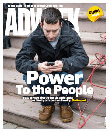 Adweek Back Issue N. 39 - 2012