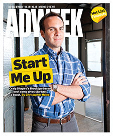 Adweek Back Issue N. 40 - 2012