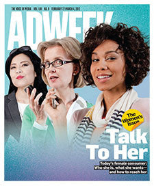 Adweek Back Issue N. 8 - 2012