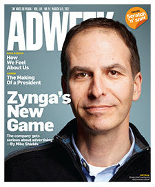 Adweek Back Issue N. 9 - 2012