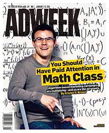 Adweek Back Issue N. 1 - 2013