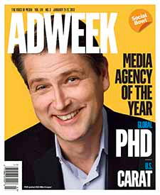 Adweek Back Issue N. 3 - 2013