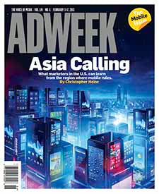 Adweek Back Issue N. 6 - 2013