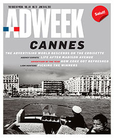 Adweek Back Issue N. 23 - 2013
