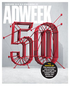 Adweek Back Issue N. 38 - 2013