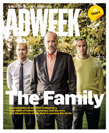 Adweek Back Issue N. 40 - 2013