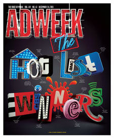 Adweek Back Issue N. 43 - 2013
