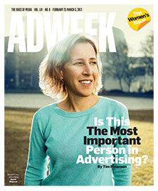 Adweek Back Issue N. 8 - 2013