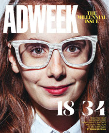 Adweek Back Issue N. 36 - 2014
