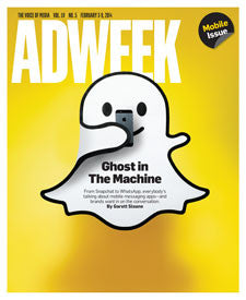 Adweek Back Issue N. 5 - 2014