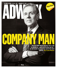 Adweek Back Issue N. 7 - 2014