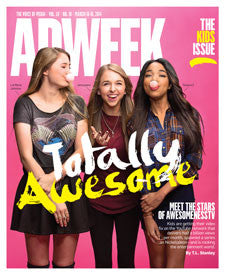 Adweek Back Issue N. 10 - 2014