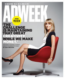 Adweek Back Issue N. 16 - 2014
