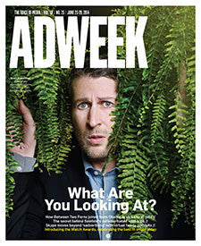 Adweek Back Issue N. 25 - 2014