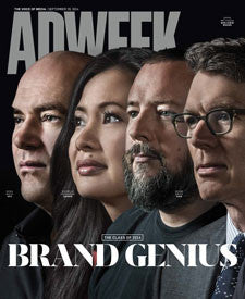 Adweek Back Issue N. 35 - 2014