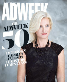Adweek Back Issue N. 38 - 2014