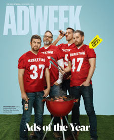 Adweek Back Issue N. 43 - 2014