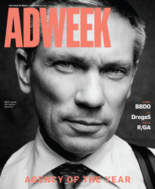Adweek Back Issue N. 45 - 2014
