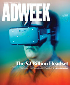 Adweek Back Issue N. 1 - 2015