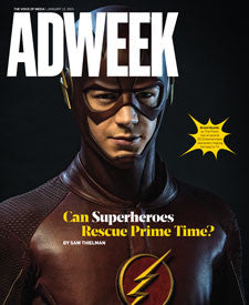 Adweek Back Issue N. 2 - 2015